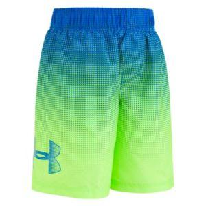 Boys 4-7 Under Armour Angle Drift Logo Swim Trunks