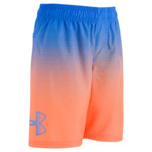 Boys 4-7 Under Armour Angle Drift Logo Swim Trunks