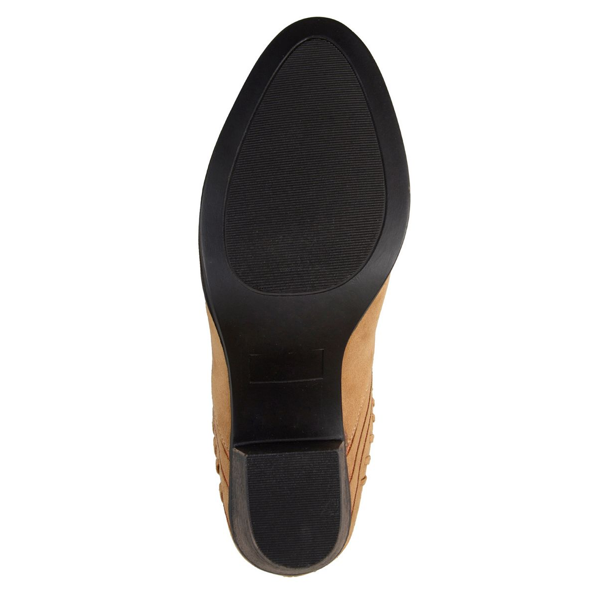 Journee Collection Gigi Women's Heeled Mules Taupe UIGOJ