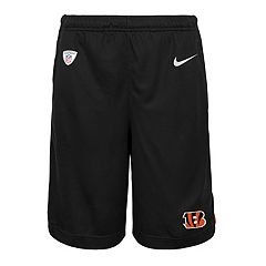 Boys 8-20 Nike Cincinnati Bengals Knit Dri-FIT Shorts