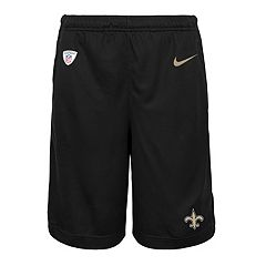 Boys 8-20 Nike New Orleans Saints Knit Dri-FIT Shorts
