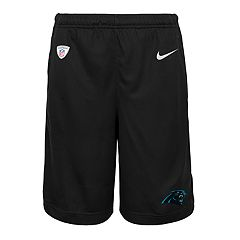 Boys 8-20 Nike Carolina Panthers Knit Dri-FIT Shorts