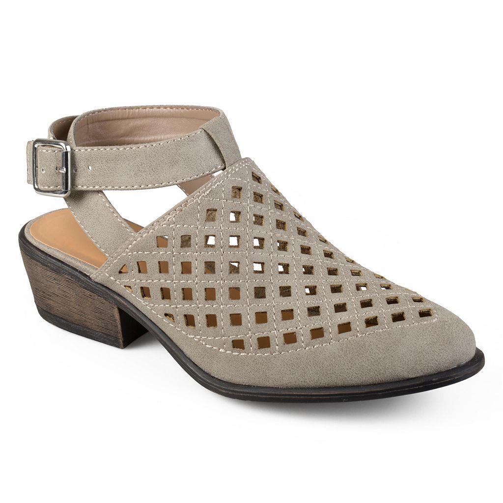 Journee Collection Shilo Women's Wrap Shoes