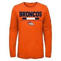 Boys 8-20 Nike Denver Broncos Legend Staff Dri-FIT Tee