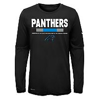 Boys 8-20 Nike Carolina Panthers Legend Staff Dri-FIT Tee