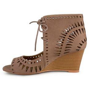 Journee Collection Zola Women's Wedge Sandals