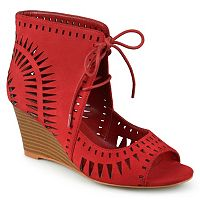 Journee Collection Zola Women's Wedge Sandals