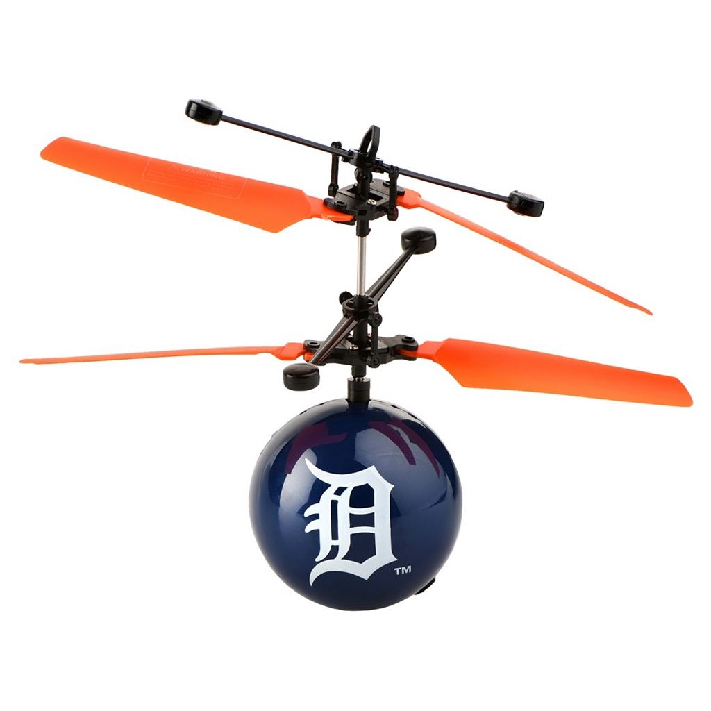 Forever Collectibles Detroit Tigers Team Ball Flyer