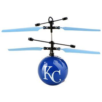 Forever Collectibles Kansas City Royals Team Ball Flyer