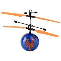 Forever Collectibles New York Mets Team Ball Flyer