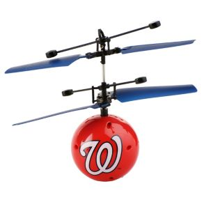 Forever Collectibles Washington Nationals Team Ball Flyer