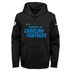 Boys 8-20 Nike Carolina Panthers Therma Hoodie
