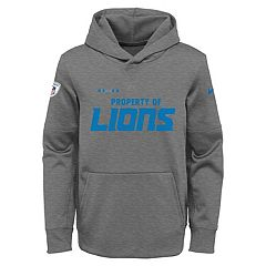 Boys 8-20 Nike Detroit Lions Therma Hoodie