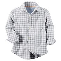 Boys 4-8 Carter's Button-Down Shirt