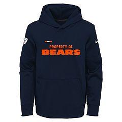 Boys 8-20 Nike Chicago Bears Therma Hoodie