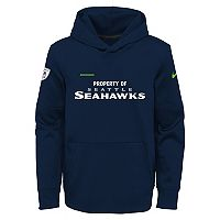 Boys 8-20 Nike Seattle Seahawks Therma Hoodie