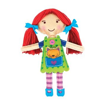 My Studio Girl Sew-Your-Own Red-Haired My Best Friend