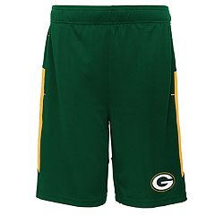 Boys 8-20 Green Bay Packers Automation Shorts