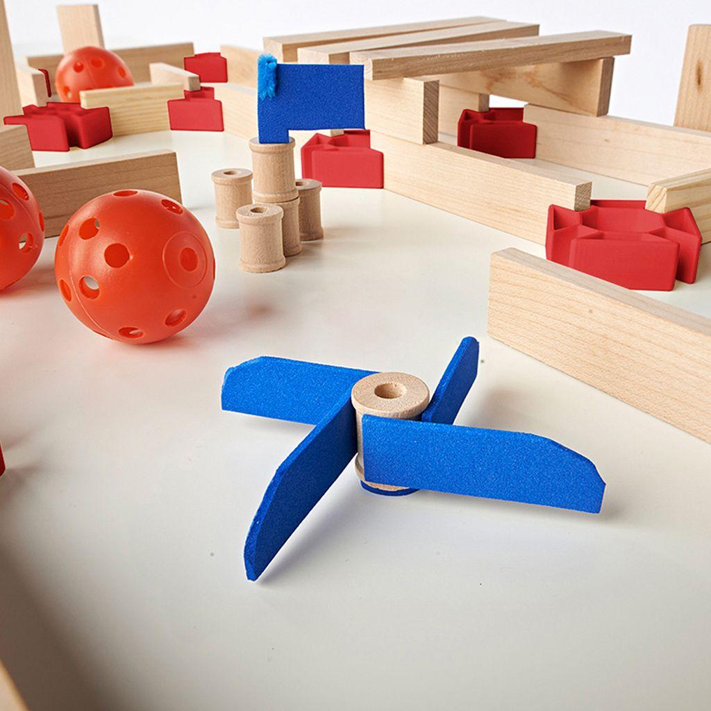 MindWare KEVA Maker Bot Maze