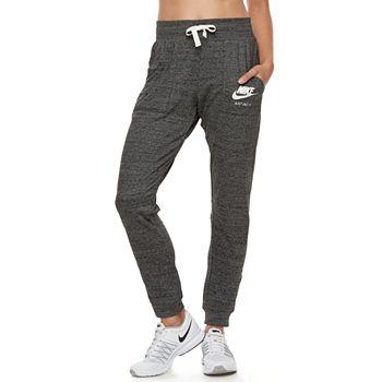 c92eaaf194 Women s Nike Sportswear Gym Vintage Midrise Pants