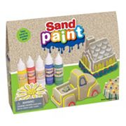 WABA Fun Sand Paint Primary Colors Set
