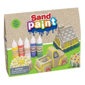 WABA Fun Sand Paint Primary Colors Set