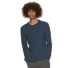 Men's Urban Pipeline® Striped Max Flex Thermal Tee