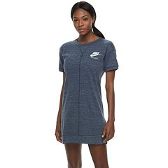 Women's Nike Sportswear Short Sleeve Sweatshirt Dress