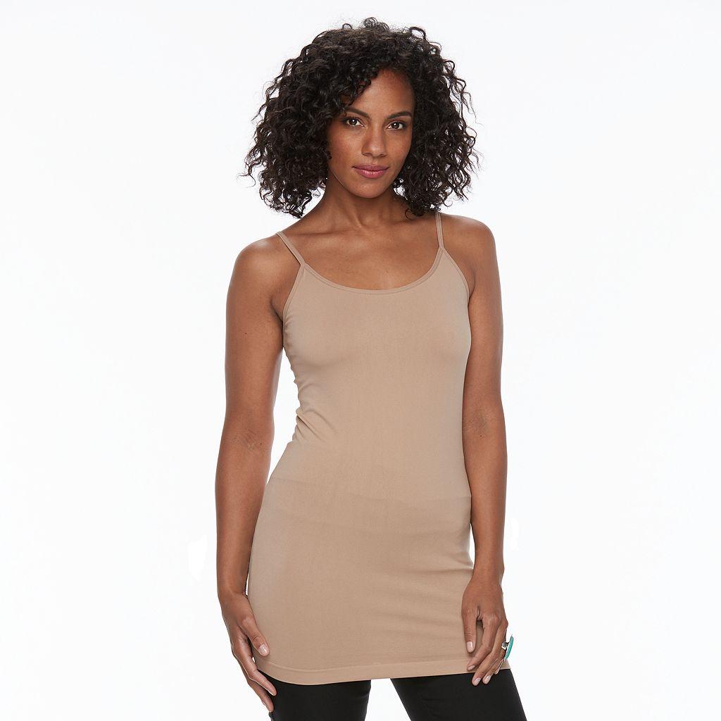 Women's Apt. 9® Seamless Long Cami