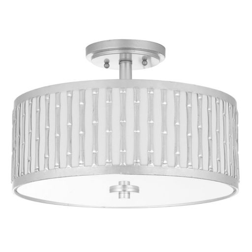Safavieh Pierce Semi-Flush Mount Ceiling Lamp