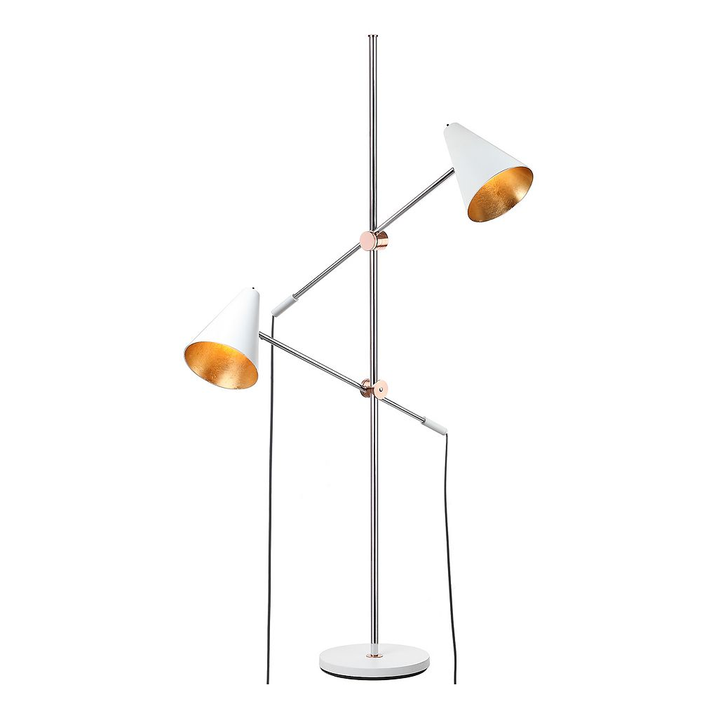 Safavieh Reed 2-Light Floor Lamp