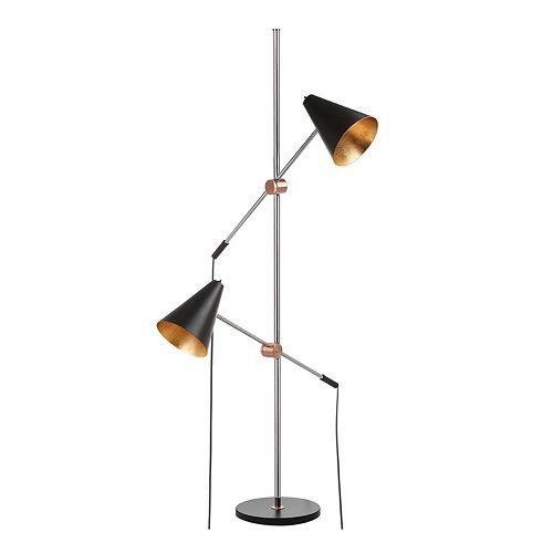 Safavieh Reed 2-Light Floor Lamp
