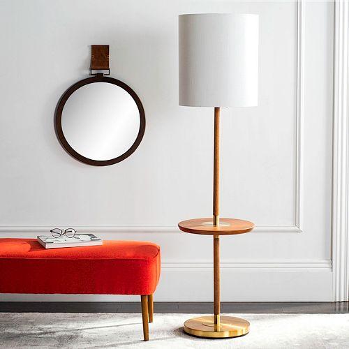 Safavieh Janell End Table Floor Lamp