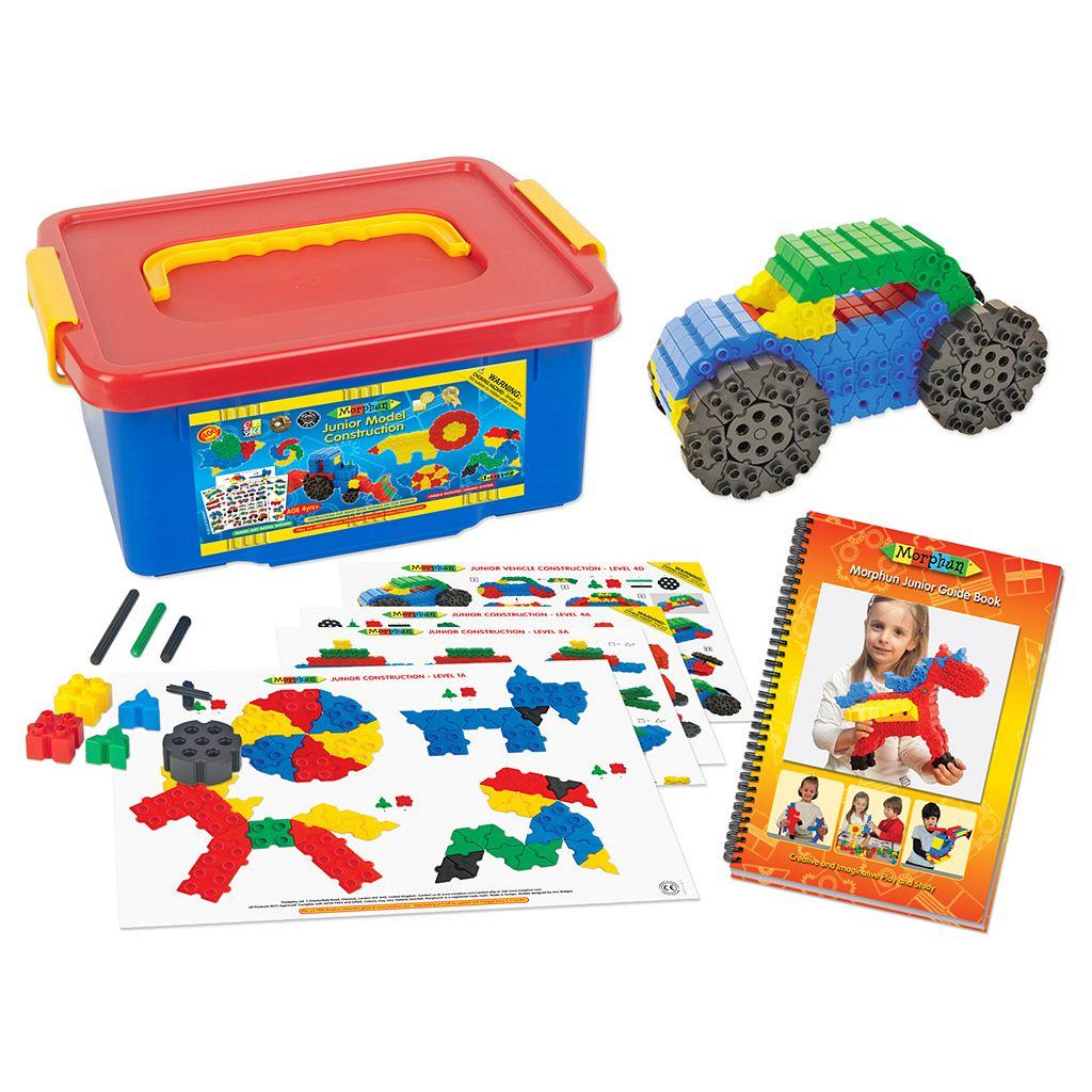 WABA Fun 400-pc. Morphun Junior Model Construction Set