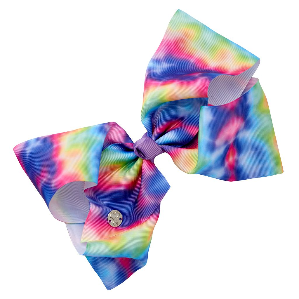 Girls 4-16 JoJo Siwa Giant Tie-Dye Bow Hair Clip