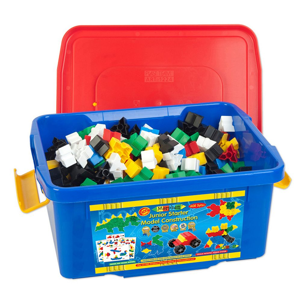 WABA Fun 400-pc. Morphun Junior Starter Model Construction Set