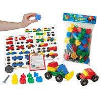 WABA Fun 64-pc. Morphun Junior Starter Buggies Set