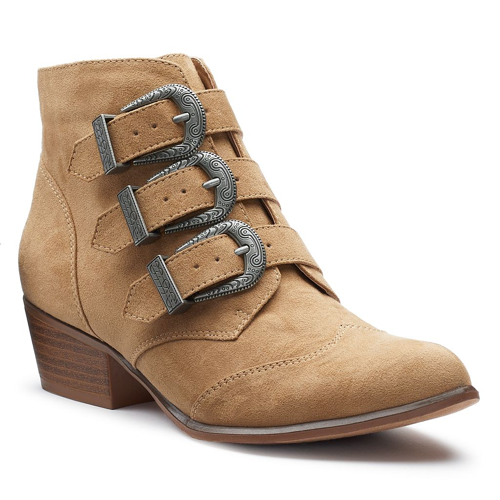 SO® Stage Women's Ankle Boots
