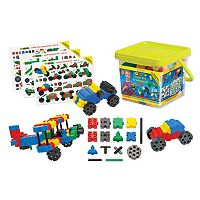 WABA Fun 251-pc. Morphun Junior Xtra 10 Vehicle Set