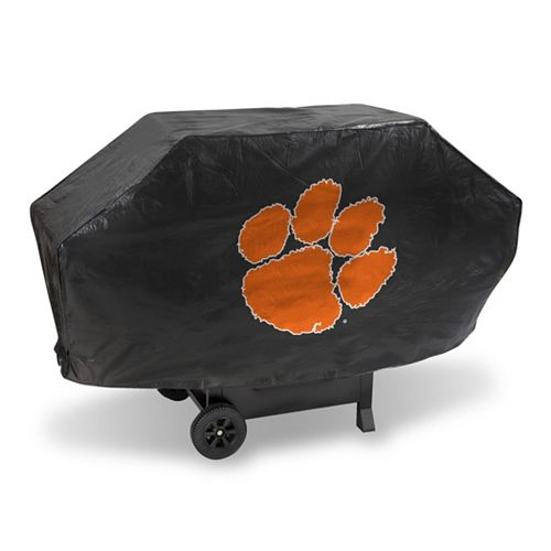 Clemson Tigers Deluxe Grill Cover