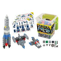WABA Fun 334-pc. Morphun Junior Xtra Spaceships Set