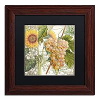 Trademark Fine Art Dolcetto IV Matted Framed Wall Art