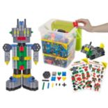 WABA Fun 465-pc. Morphun Advanced 12 Robots Set