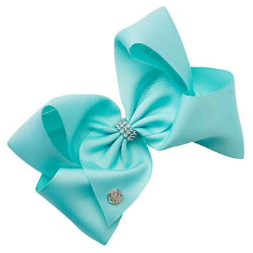 Girls 4-16 JoJo Siwa Giant Mint Bow Hair Clip