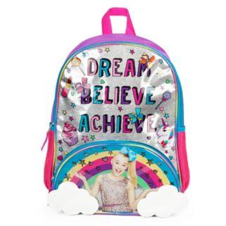 "Kids JoJo Siwa ""Dream Believe Achieve"" Backpack"