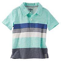 Boys 4-8 OshKosh B'gosh® Striped Jersey Polo
