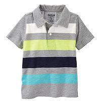 Boys 4-8 OshKosh B'gosh® Striped Jersey Polo