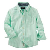 Boys 4-8 OshKosh B'gosh® Button-Down Shirt