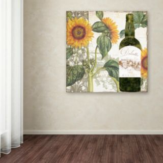 Trademark Fine Art Dolcetto V Canvas Wall Art