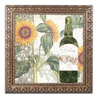 Trademark Fine Art Dolcetto V Ornate Framed Wall Art